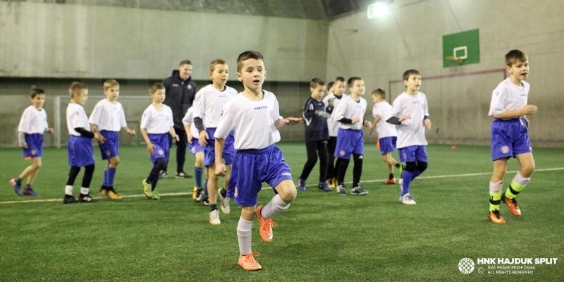 Nova selekcija Hajdukove Akademije