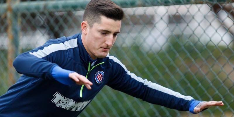 Steliano Filip: Sretan sam, Hajduk njeguje stil igre koji upravo meni odgovara