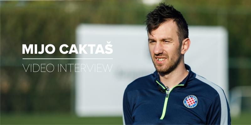 Prvi dojmovi Mije Caktaša nakon povratka u Hajduk