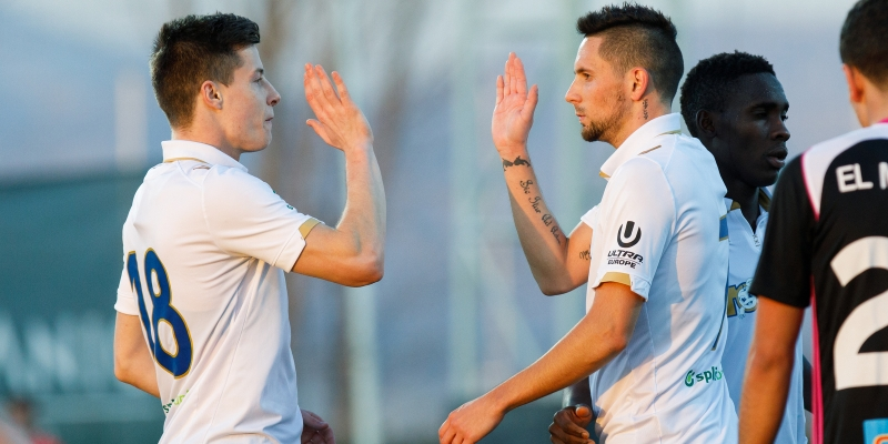 Adam Gyurcso: Sretan sam, golovi su vrlo bitni za igrača koji je tek došao u momčad
