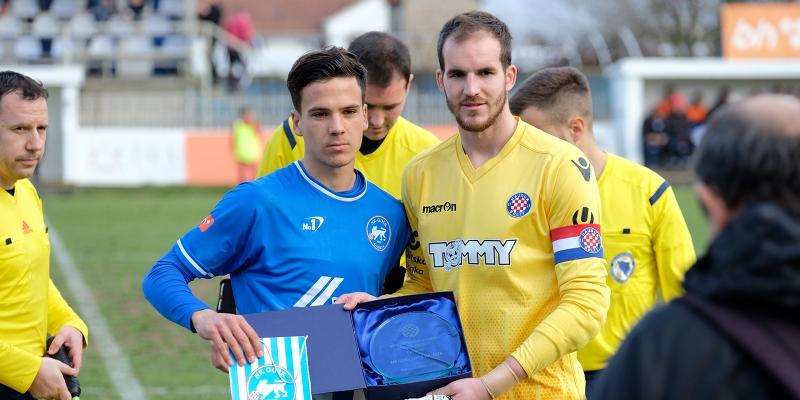 Gabela: GOŠK - Hajduk 2:1