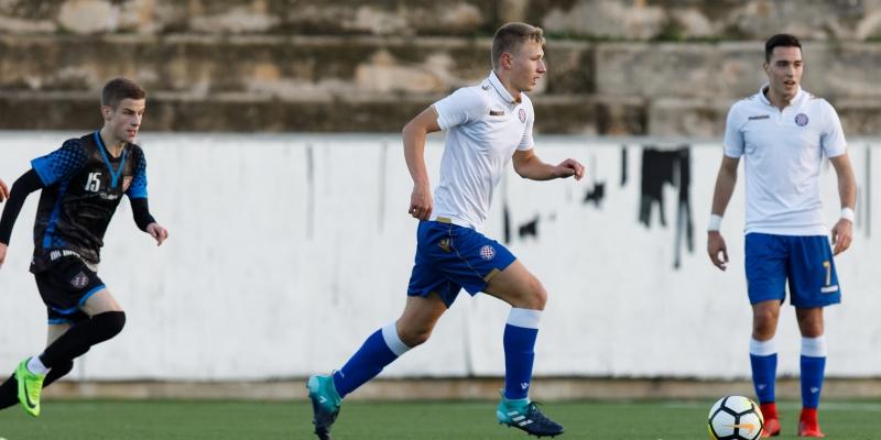 Hajduk II u pripremnoj utakmici poražen od slovačkog prvoligaša