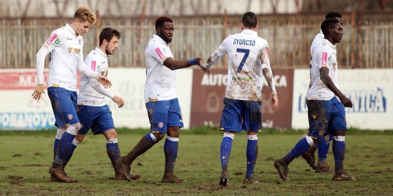 Video: Hajduk vs Zrinjski highlights