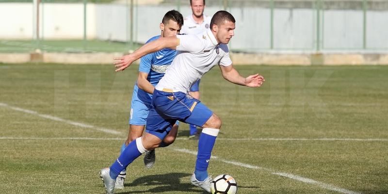 Hajduk II u srijedu protiv Viteza u Međugorju