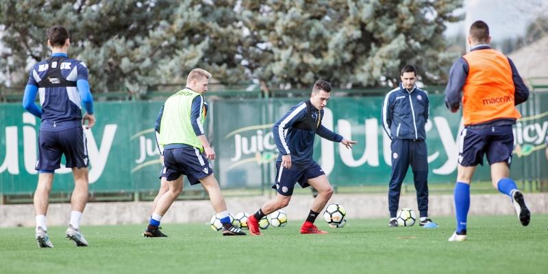 Hajduk II u subotu na Poljudu igra s Dugopoljem