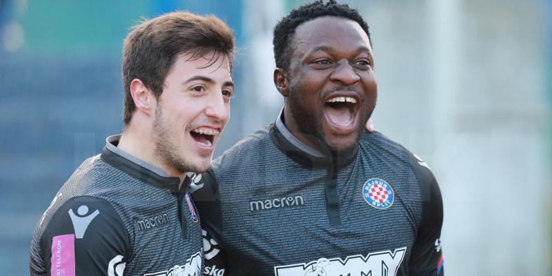 Vinkovci: Cibalia - Hajduk 0:5