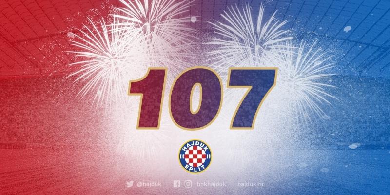 Sretan Ti rođendan, Hajduče!