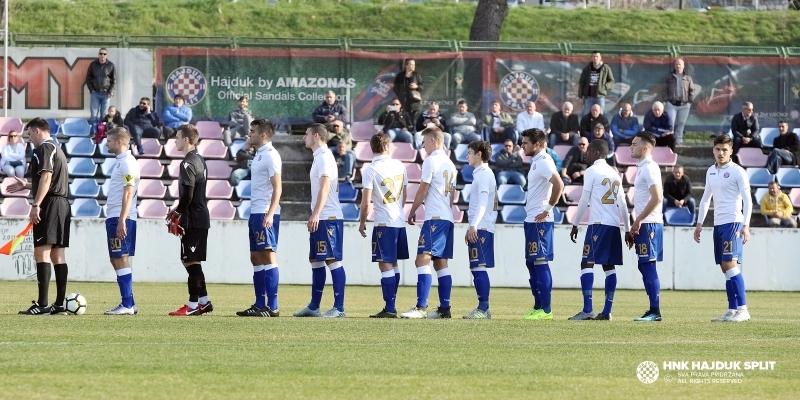 Generalna proba: Hajduk II u nedjelju dočekuje NK Bravo