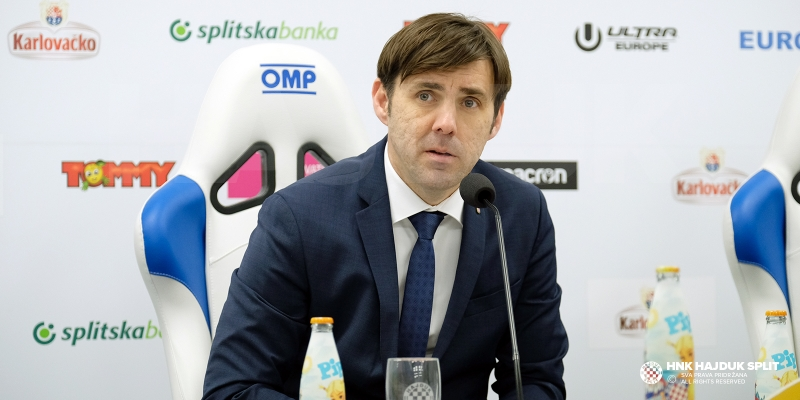 Trener Kopić: Vjerujem da iz ove situacije možemo izaći još jači
