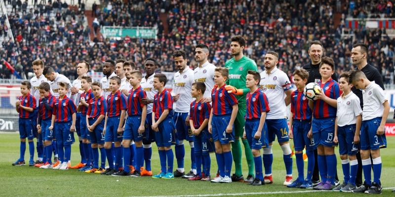 Hajduk u subotu ponovno na Poljudu