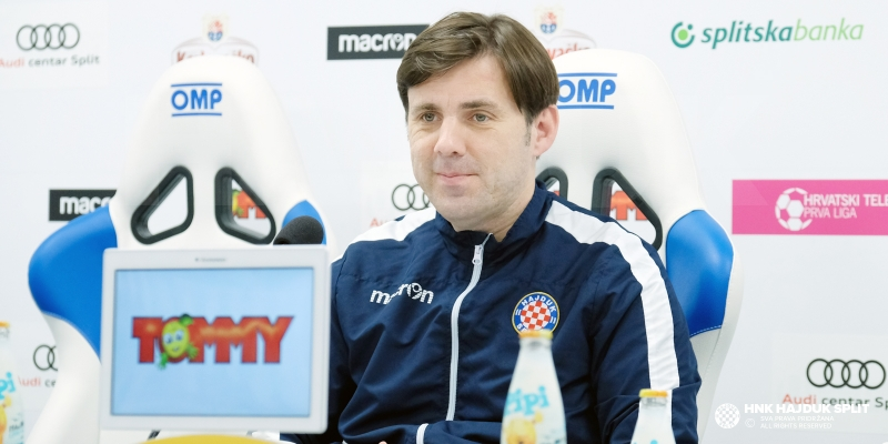 Trener Kopić uoči gostovanja u Zaprešiću