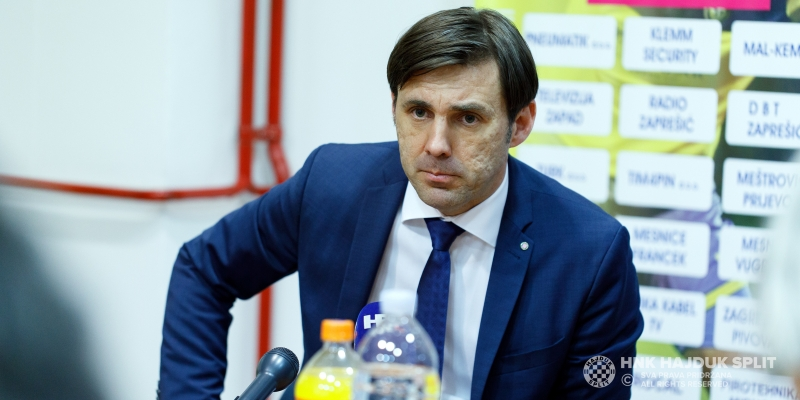 Trener Kopić: Cijelo smo vrijeme kontrolirali igru i to mi je vrlo važno