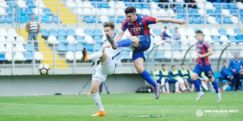 Hajduk II slavio na gostovanju u Dugopolju