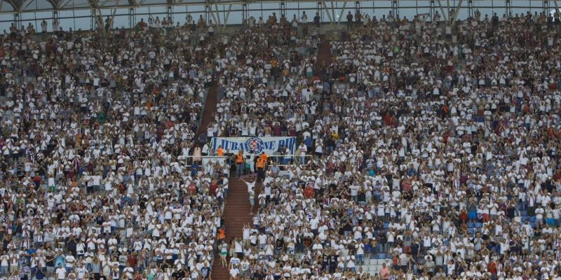 U srijedu igra Hajduk: Punimo zapad, istok i jug...