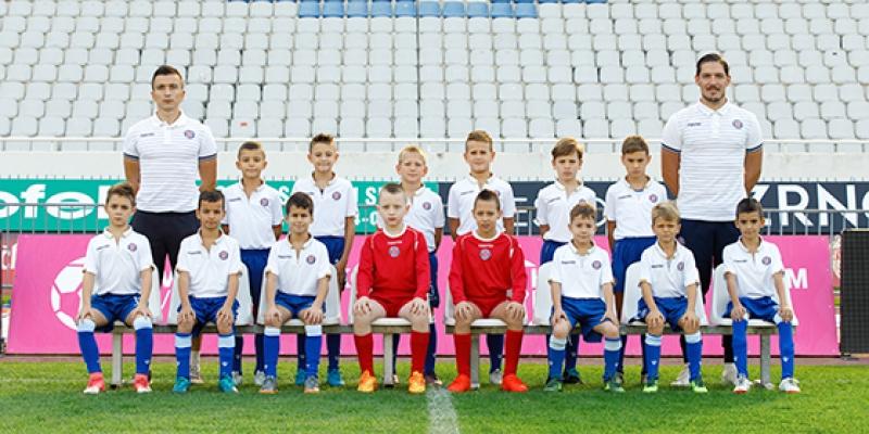 Mlađi početnici osvojili turnir u Skradinu