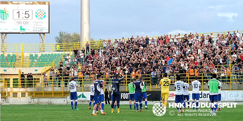 Pula: Istra - Hajduk 1:5