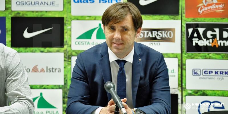 Trener Kopić: Tijekom cijelog susreta kontrolirali smo događanja na terenu