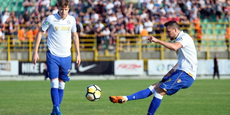 Gyurcso: Odigrali smo odličnu utakmicu, očekujem da to pokažemo i protiv Osijeka