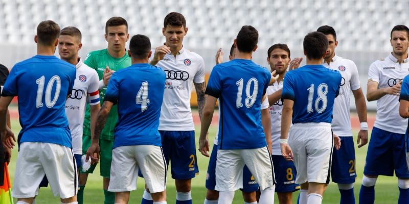 Hajduk II u nedjelju u Dugopolju dočekuje Hrvatskog dragovoljca