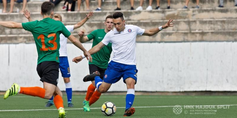 Hajdukovi juniori u sjajnoj predstavi zabili šest golova Lokomotivi