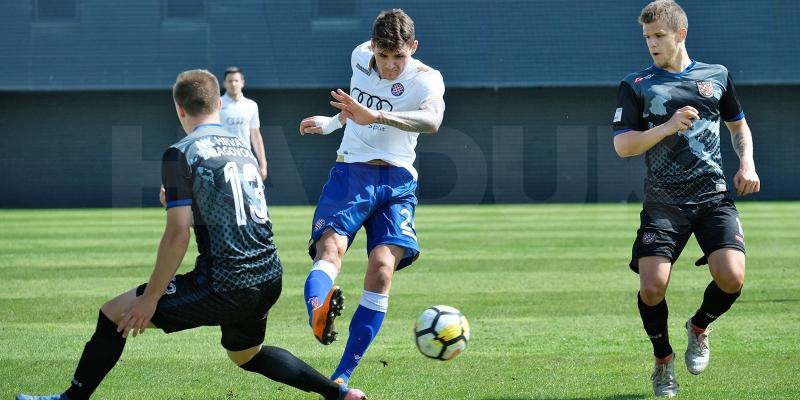 Hajduk II remizirao s Hrvatskim dragovoljcem u Dugopolju