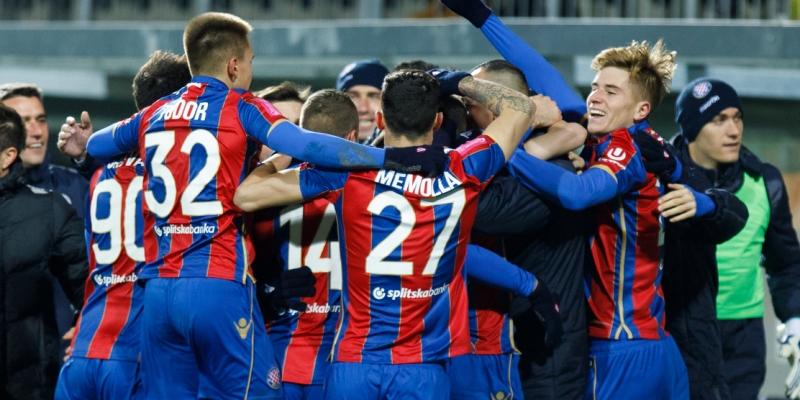 Posljednje kolo: Hajduk u subotu gostuje u Rijeci