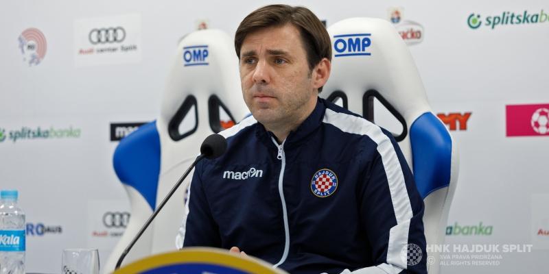 Trener Kopić: Nema kalkulacija, svaka utakmica nam je dodatan motiv