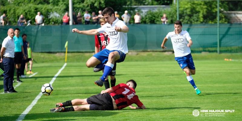 Hajduk II poražen od Kustošije u posljednjoj utakmici sezone