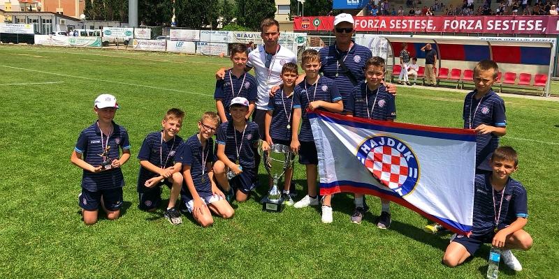 Početnici II osvojili prvo mjesto na međunarodnom turniru u Firenzi