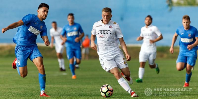 Sahitiju 60 minuta u prijateljskom dvoboju U-21 reprezentacije Albanije