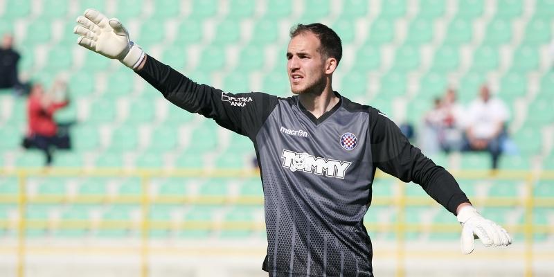 Dante Stipica više nije igrač Hajduka