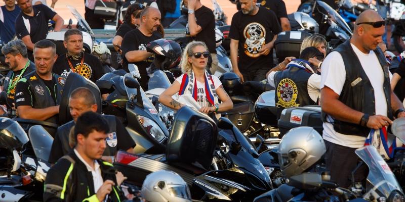 Humanitarna akcija motorista uspješno zaključena na Poljudu