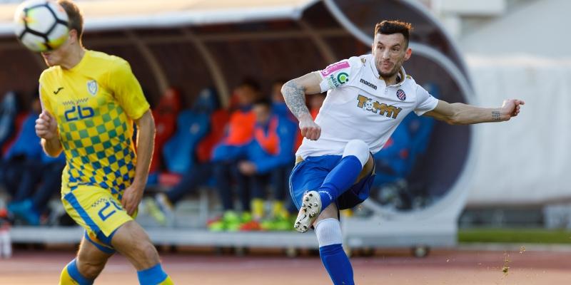 Memolla asistent za jedini pogodak Albanije u porazu protiv Ukrajine