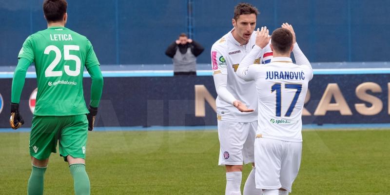Nižić i Juranović izabrani u momčad sezone HT Prve HNL
