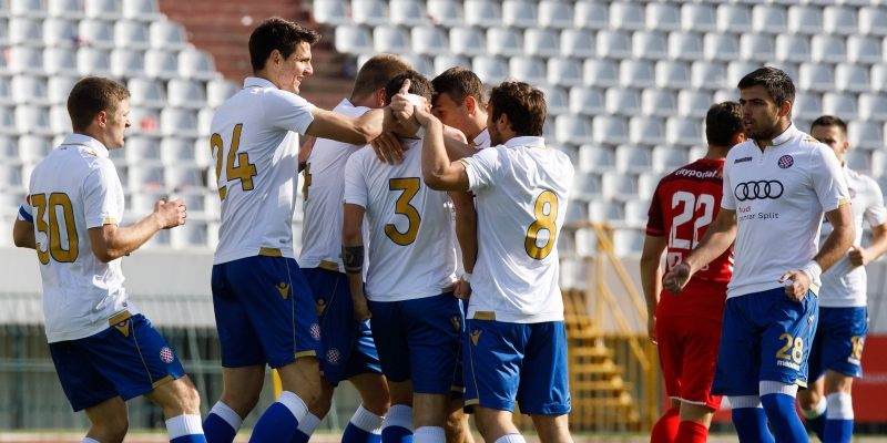 Sedmorica igrača Hajdukove druge momčadi produžilo ugovore