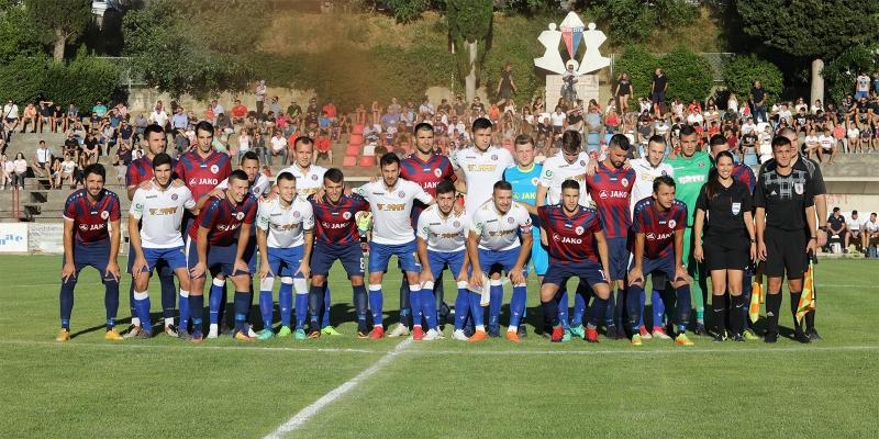 Dugi Rat: Orkan - Hajduk 0:9