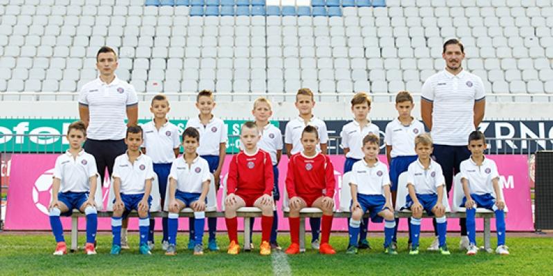 Hajdukovi početnici i mlađi početnici uvjerljivo do titula