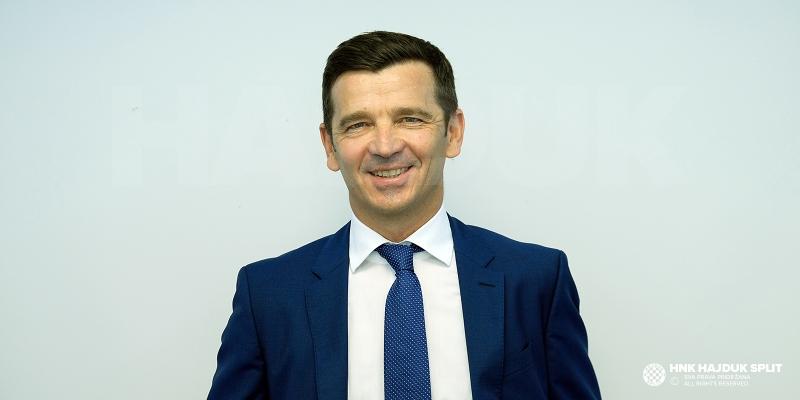 Jasmin Huljaj novi je predsjednik Uprave HNK Hajduk