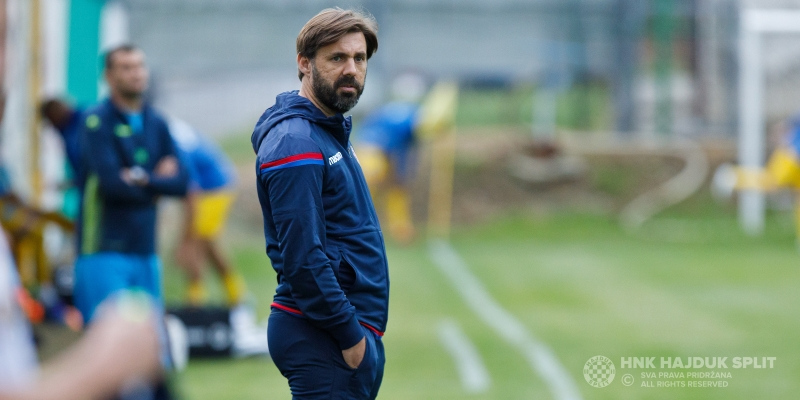 Coach Kopić: I'm satisfied with the entire game