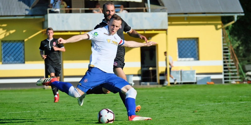 Slovenija: Zorya - Hajduk 1:3