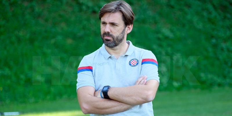 Trener Kopić: ''Vidio sam danas puno lijepih stvari, zadovoljan sam prikazanim''