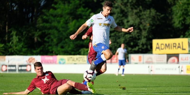 Bad Radkersburg: Rubin - Hajduk 0:1