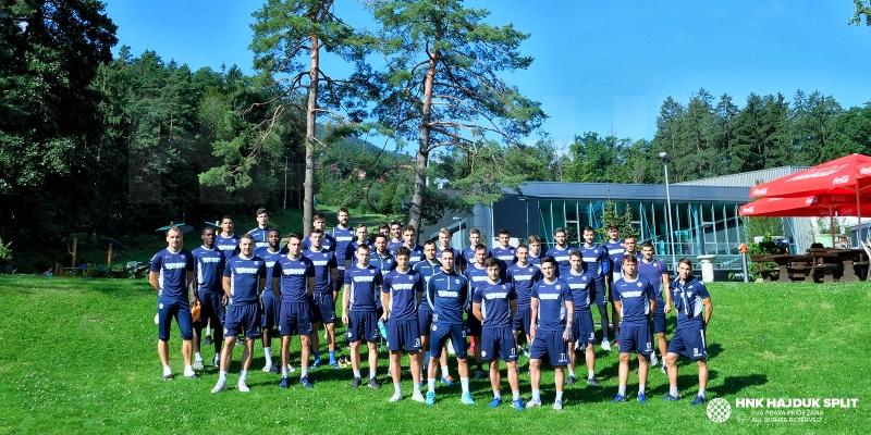 Mariborsko Pohorje has been Hajduk's summer base since 2007