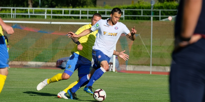 Ivanovski: We worked very well, I'm sure that we will play good football