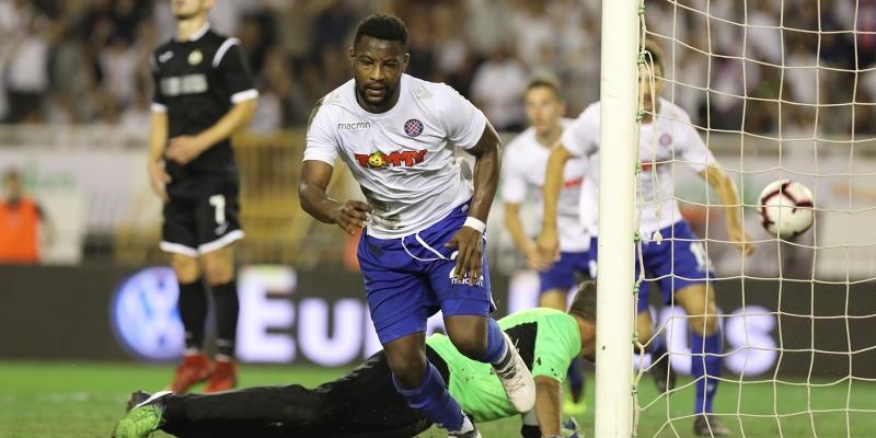 Split: Hajduk - Slavia 1:0