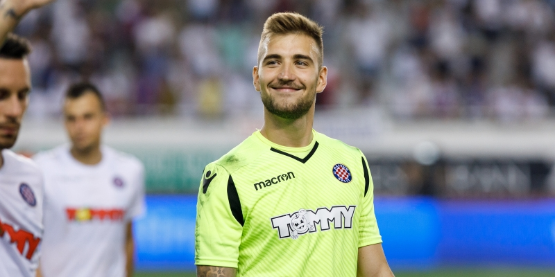 Josip Posavec: I'm happy for a successful debut, but the most important is that we won