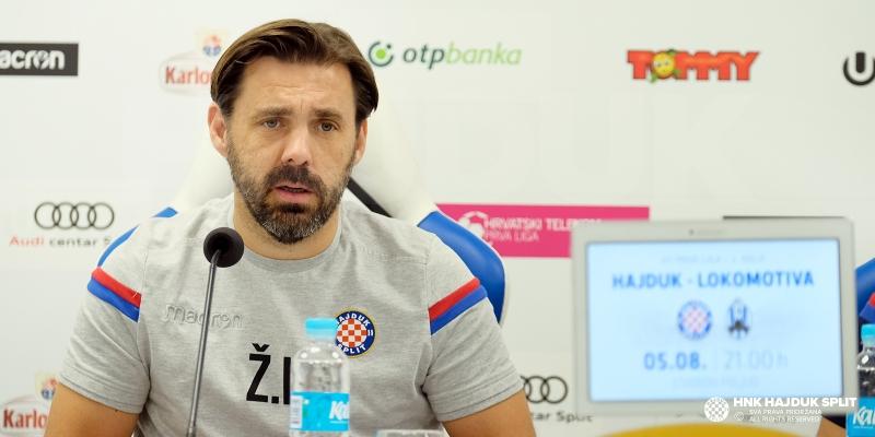 Trener Kopić uoči Lokomotive: Jedina ambicija je doći do sva tri boda