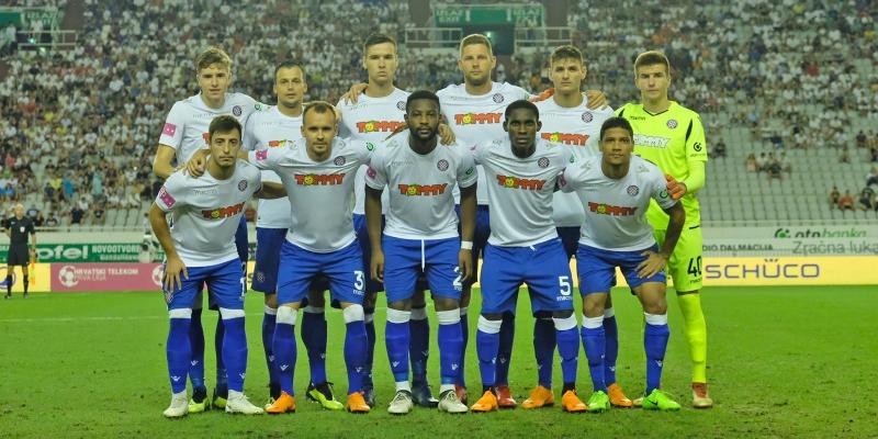 Split: Hajduk - Lokomotiva 1:1