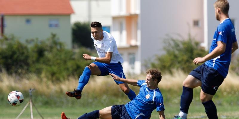 Hajduk II uvjerljiv protiv Širokog Brijega
