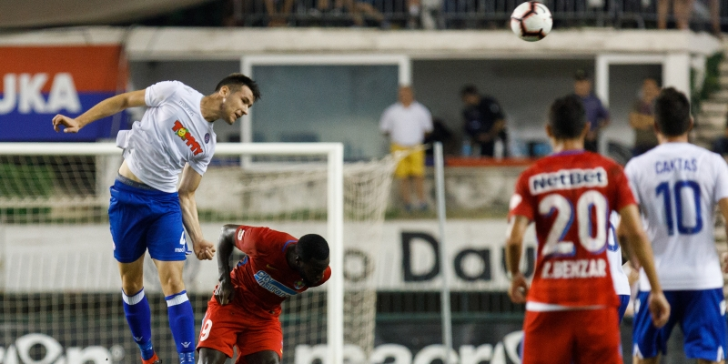 Mikulić: Ovaj trenutak sanjao sam od kad sam počeo igrati nogomet
